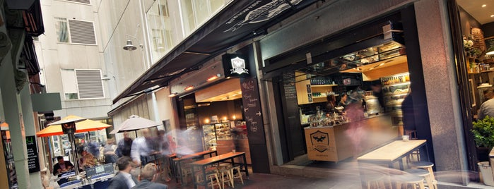 Cafenatics Equitable Place is one of To drink in Australia and Oceania.