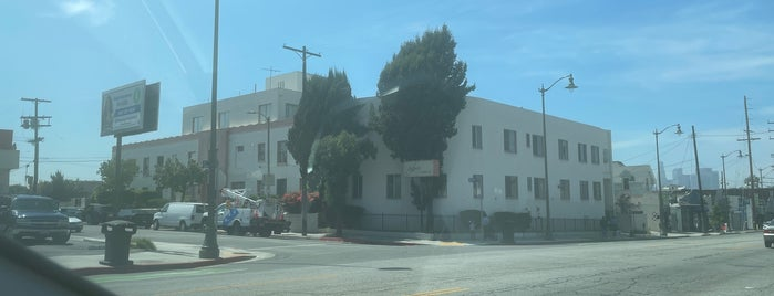 East LA Convalescent is one of spot.