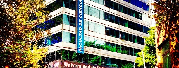 Universidad de Palermo is one of Lugares favoritos de Jimmy.