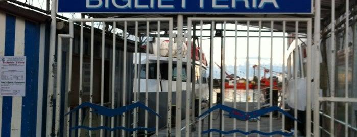 Cinque Terra Boat Biglietteria is one of Lieux qui ont plu à Elise.