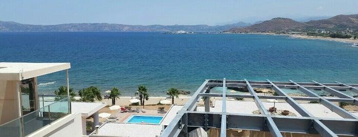 Balos Beach Hotel is one of Alex 님이 좋아한 장소.
