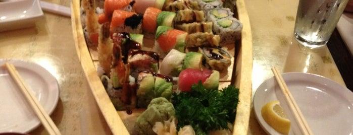 Kyoto Sushi Bar is one of Bento Badge - Cincinnati Venues.