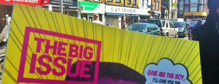 Penge is one of London's Neighbourhoods & Boroughs.