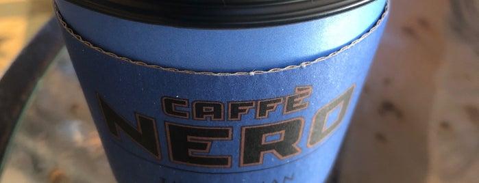 Caffè Nero is one of Kahveci & Fırın & Çaycı.
