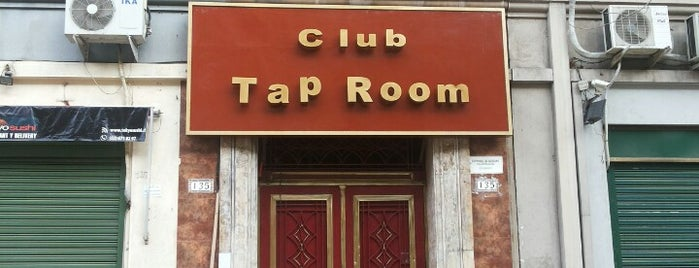 Tap Room Club is one of cervezas.