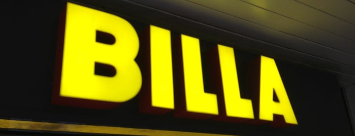 BILLA is one of Tempat yang Disukai Anna.