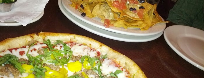 Chow Pizza Bar is one of Raleigh Favorites.