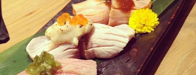 Kaze is one of Bangkok Gastronomy.