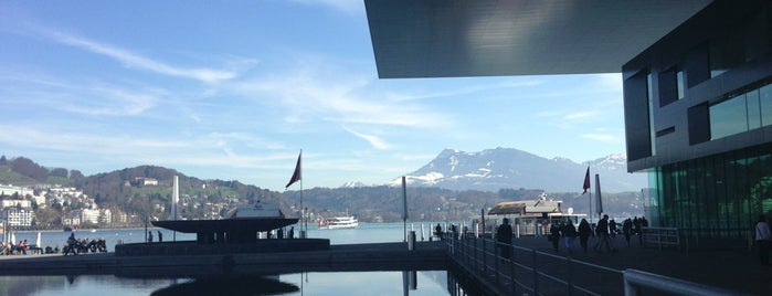 KKL Seebar is one of Luzern SW.
