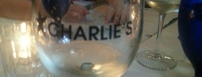Charlie's l'Etoile Vert is one of Restaurants.