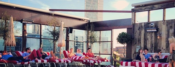 Shoreditch House is one of #londontour.