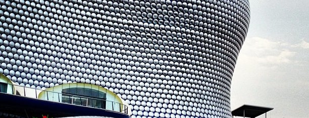 Bullring Shopping Centre is one of Posti che sono piaciuti a Marina.