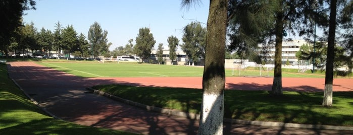 Deportivo de los trabajadores de la salud is one of Gespeicherte Orte von Francisco.