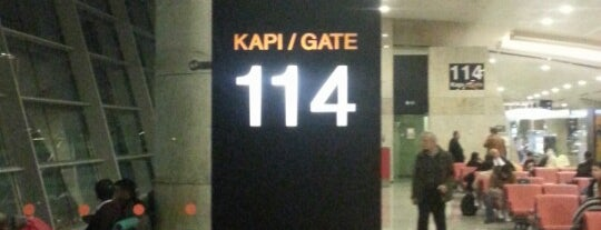 Gate 114 is one of Lieux qui ont plu à 🌜🌟hakan🌟🌛.