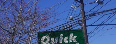 QuickChek is one of Food.