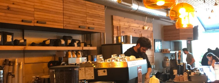 Panther Coffee is one of Miami.