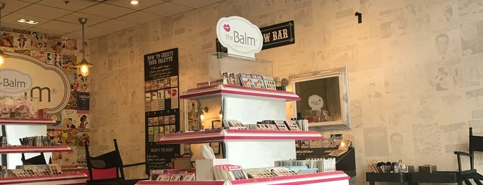 the balm is one of Solo Dates.