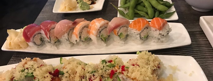 Sushi Confidential is one of Kevinさんのお気に入りスポット.