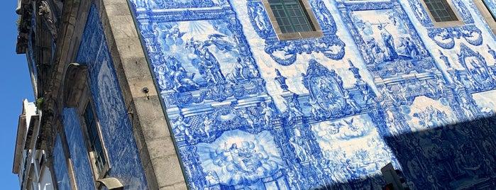 Capela das Almas is one of Oporto.