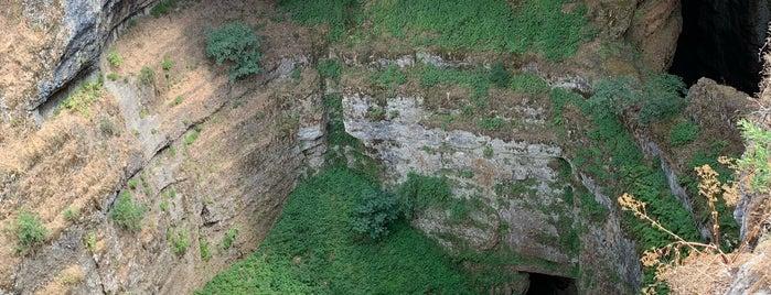 Balaa Gorge Waterfall is one of Beirut.