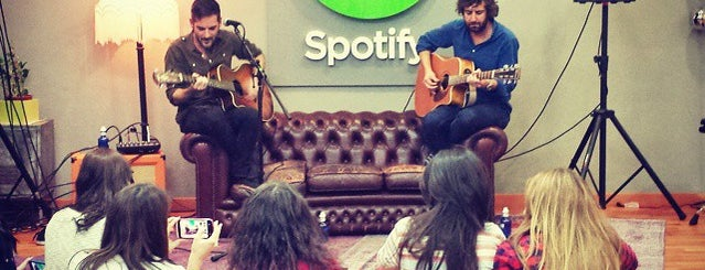 Spotify Spain is one of Spotify spots  #lifeatSpotify.