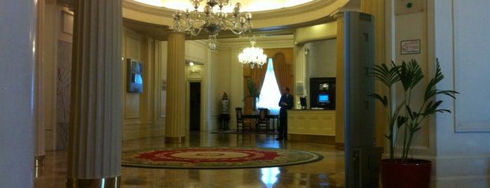 Hotel Carlton is one of Hoteles en España.
