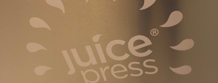 Juice Press is one of OLA.