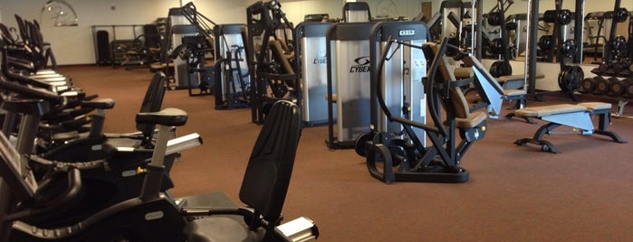 Pilgrim Gym is one of Orte, die Kris gefallen.
