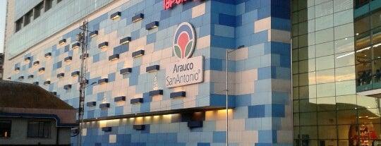 Mall Arauco San Antonio is one of Posti che sono piaciuti a Rodrigo.