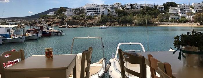Χάλαρης is one of Paros island.