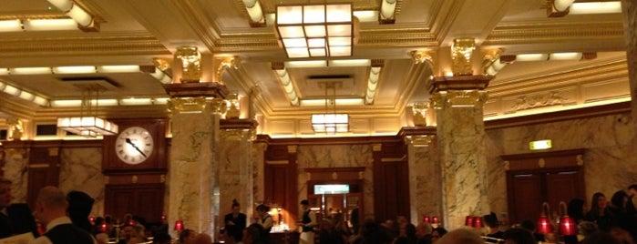 Brasserie Zédel is one of Omnomnom in London.