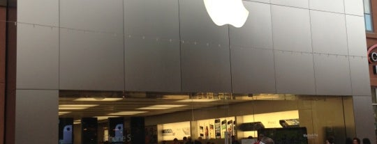 Apple Mall of Louisiana is one of Td1.