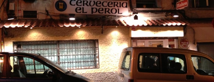 Cervecería El Perol is one of Locais curtidos por Dani.