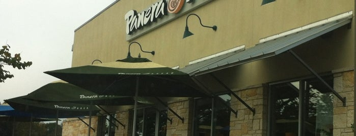 Panera Bread is one of Orte, die Billy gefallen.