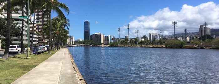Ala Moana Canal Walk is one of Lugares favoritos de Jason.