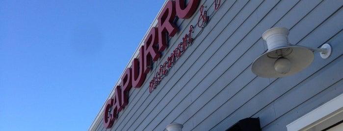 Capurro's is one of Unterwegs in: SAN FRANCISCO.