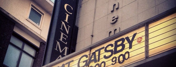 Gate Picturehouse is one of London 2.0.