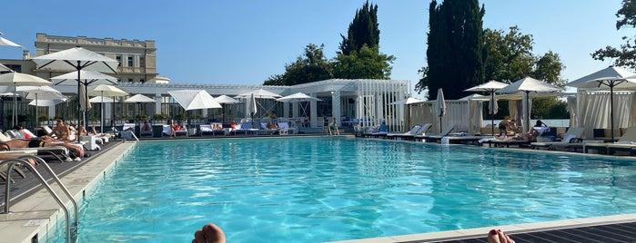 Pool Bar Hyatt is one of Сочи.