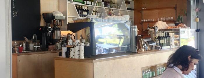 Cargo Coffee + Vegetarian Food is one of Vegan & vegan-friendly Helsinki.