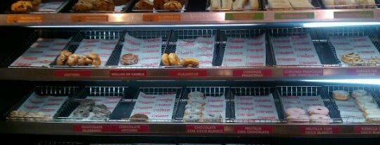 Dunkin' is one of Minha Santiago (Chile).