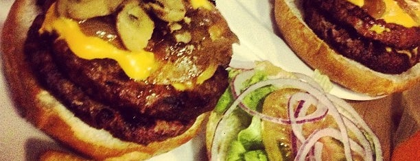 Bön Burger is one of Massielさんのお気に入りスポット.