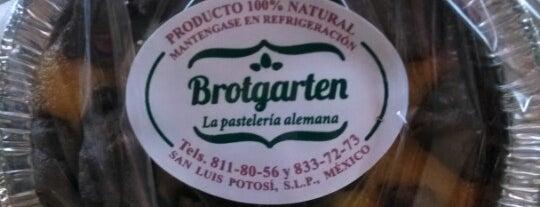 Brotgarten is one of Locais salvos de Tamara.