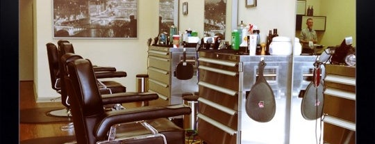Piedmont Barbers is one of Rockwell's Liked Places.
