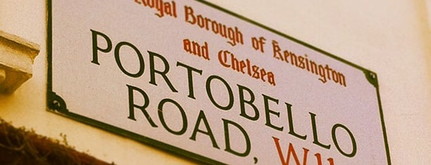 Portobello Road is one of UK & Ireland.