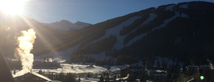 Telemark Lodge Copper Mountain is one of AT&T Wi-Fi Hot Spots - Hospitality Locations.