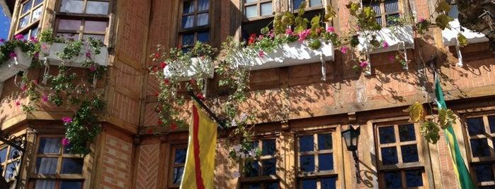 Baden Baden is one of San Paulo.