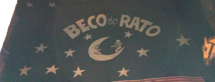 Beco do Rato is one of Curtindo a Noite Carioca.