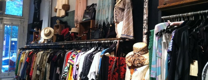 Ritual Vintage is one of NYC Shopping.