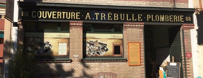 L'Établisienne is one of Tempat yang Disukai Marc.