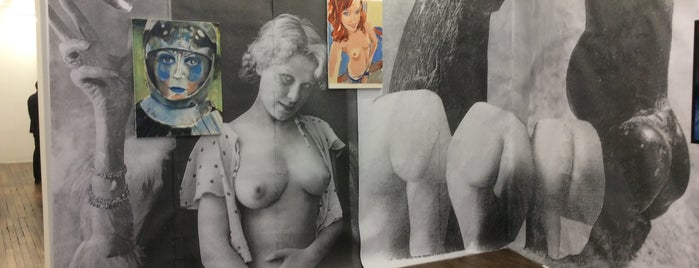 Art : Concept is one of New art in Paris.